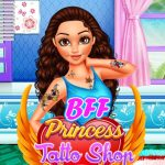 Bff Princess Tatoo Shop