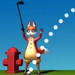 Cartoons ChampionShip Golf 2019