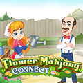 Flower Mahjong Connect